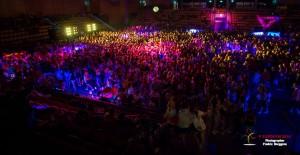 Disco på Eurogym 2014