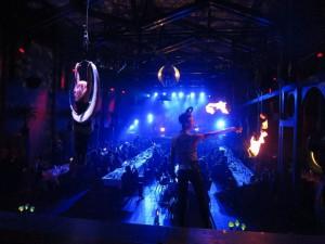 Julshow med Loreen @ Moriska Paviljongen, Malmö, Cirkus Saga